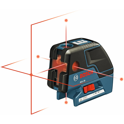 Bosch GCL 25 Professional Laser Level