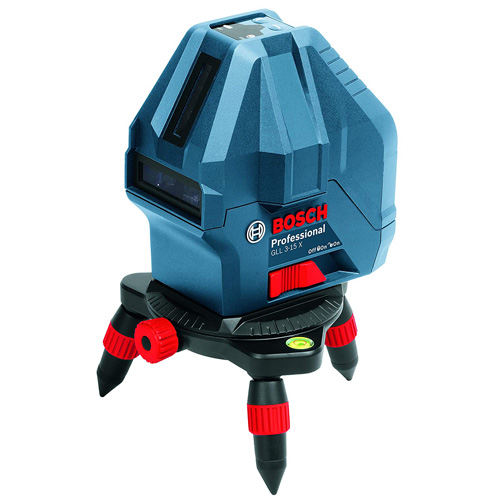 Bosch GLL 3-15X Crossline Laser Level