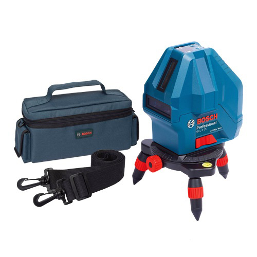 Bosch GLL 3-15X Delivery Package