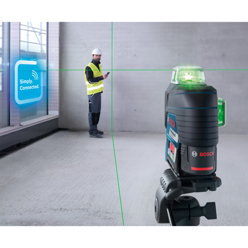 Bosch GLL 3-80 CG Crossline Laser