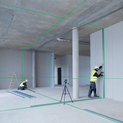 Bosch GLL 3-80 CG Laser Level