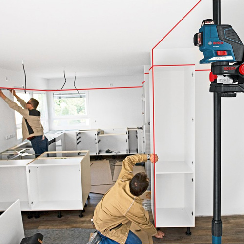 Bosch GLL-3-80 P Crossline Laser Level