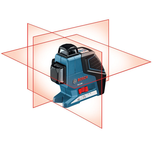 Bosch GLL 3-80P Crossline Laser Level