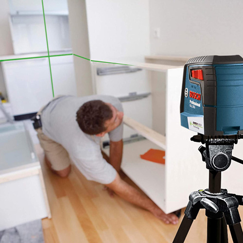 Bosch GLL 30G Crossline Laser Level