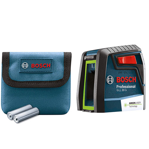Bosch GLL 30G Green Laser Level