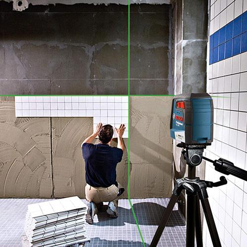 Bosch GLL30G Tiling Work