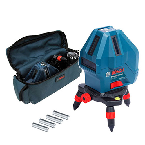 Bosch GLL 5-50X Professional Delivery Package