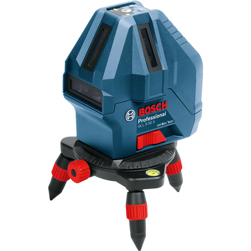 Bosch GLL 5-50X Professional Laser Level