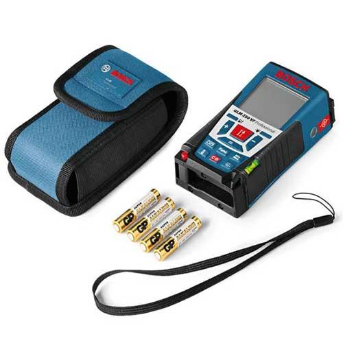 Bosch GLM 250 VF Outdoor Laser Rangefinder