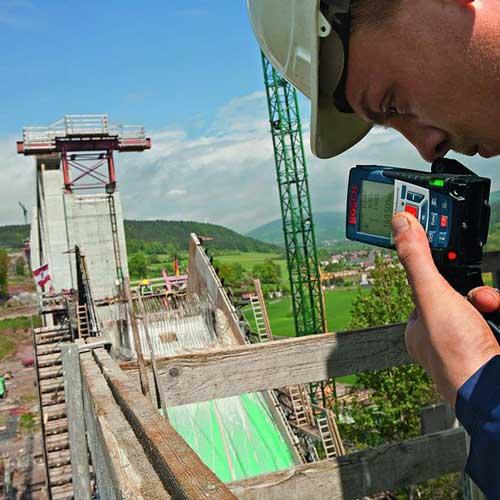Bosch GLM 250VF View Finder