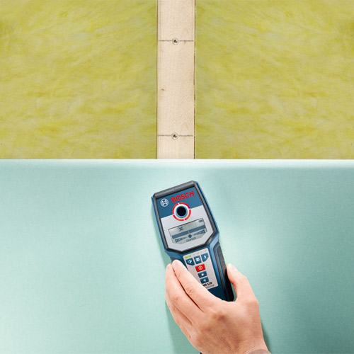 Bosch GMS 120 Professional Multi Material Detector