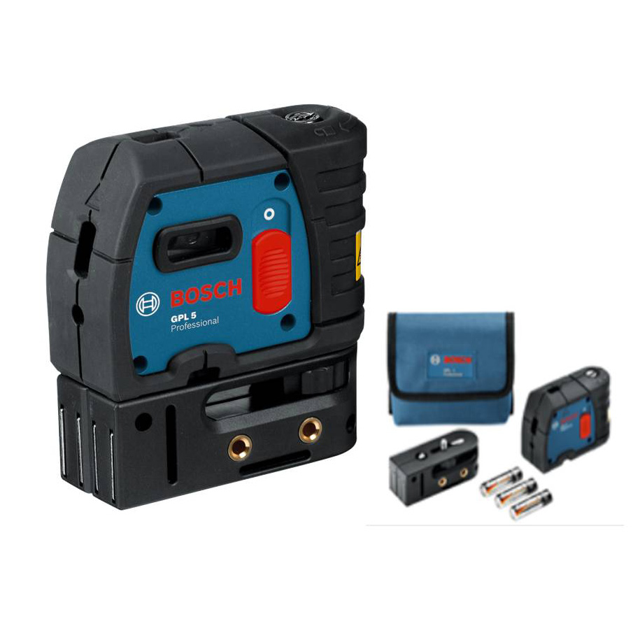 Bosch GPL 5 Delivery Package