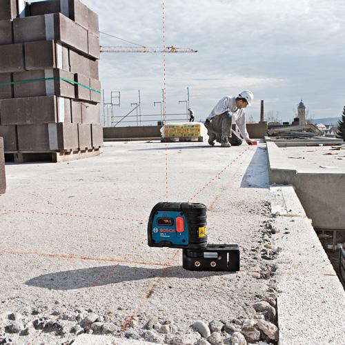 Bosch GPL 5 Site Work