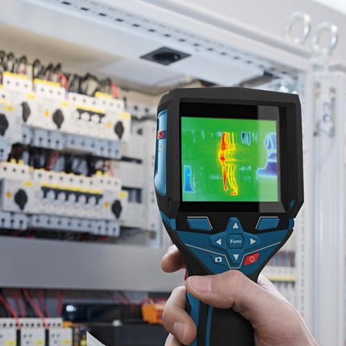 Bosch GTC400 C Thermal Imaging Camera