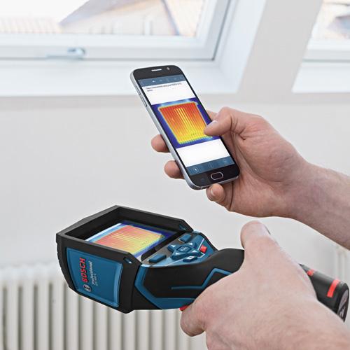 Bosch GTC 400C Bluetooth App