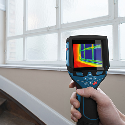 Bosch GTC 400C Professional Thermo Camera
