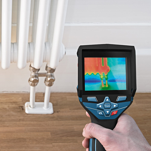 Bosch GTC 400 C Thermal Imager