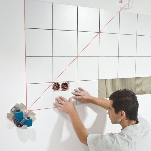 Bosch GTL-3 Site Work