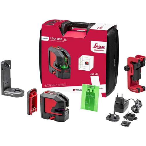 Leica Lino L2G Green Laser Level