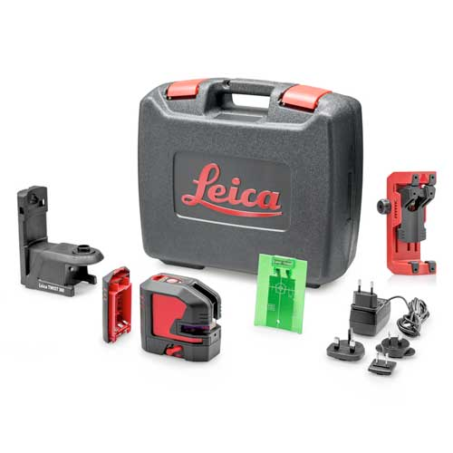 Leica Lino L2P5G Green Laser Level